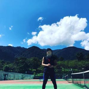 若者生徒さんとストロークレッスンin 岐阜県 養老公園