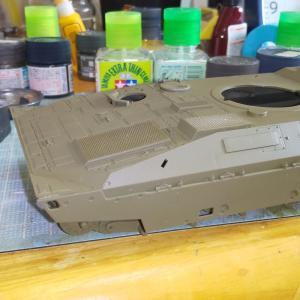 89式装甲戦闘車 製作記 20190910