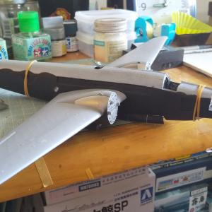 イギリス爆撃機  ヴィッカーズ ウェリントン