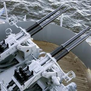 ボフォース 40mm 4連装 対空機銃