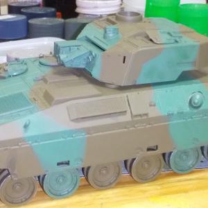89式装甲戦闘車 製作記20191008