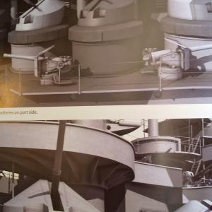 イタリア戦艦ローマ製作記20200602