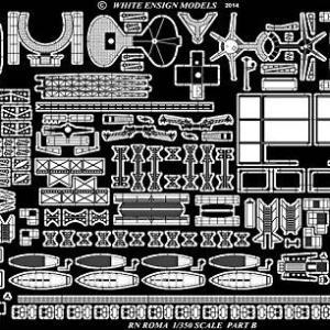 戦艦ローマ製作記20200601
