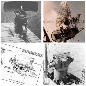 アメリカ戦艦 ノースカロライナ製作記20200918