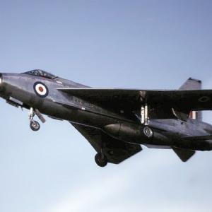 イギリス 戦闘機  E.E. ライトニング 製作記 その1