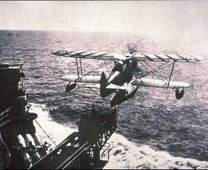 イタリア 水上機 イマーム Ro.43  製作記その2