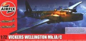 イギリス軍 爆撃機 ヴィッカーズ ウェリントン 制作記 20190620