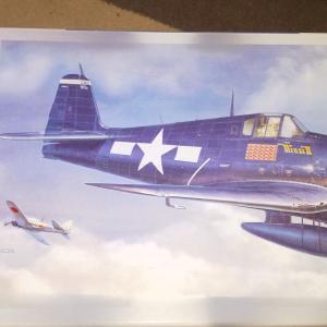 アメリカ 戦闘機 1/72 F6F  ヘルキャット