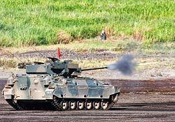陸上自衛隊 89式装甲戦闘車 製作記20190828
