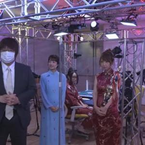 HTBまつり2021女流プロアマ麻雀大会決勝成績
