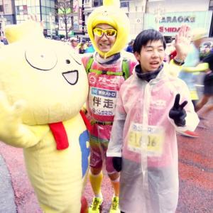 東京マラソン(10km)