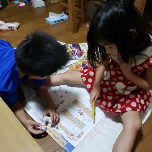 一年生の予行演習