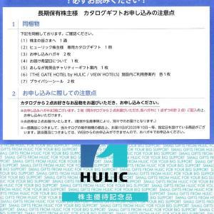 [3003]ヒューリック  株主優待