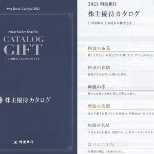 [8388]阿波銀行 株主優待選択