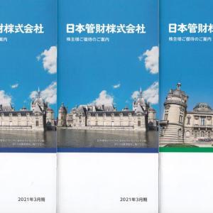 [9728]日本管財 株主優待選択