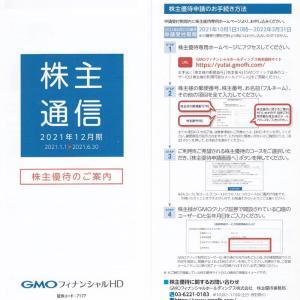 [7177]GMOフィナンシャルホールディングス 株主優待