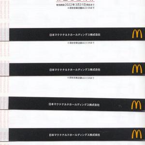 [2702]日本マクドナルドホールディングス 株主優待
