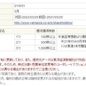 [1780]ヤマウラ SBI証券 貸株注意報