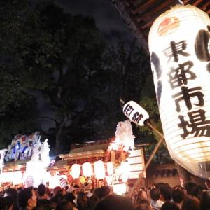 平野郷夏祭り 杭全神社