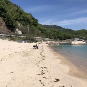 GWキャンプ in 赤礁崎オートキャンプ場(5/5-5/6)