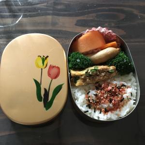 yui  幼稚園最後のお弁当