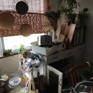 キッチン模様替え