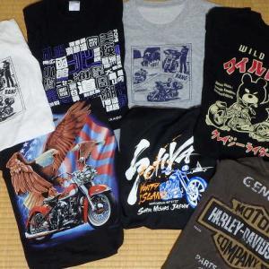 北海道ツーリングに着ていくTシャツ