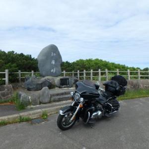 北海道ツーリング4日目は知床横断道路から開陽台へ