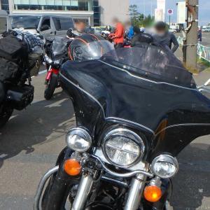 北海道ツーリング6日目、小樽人力車観光とフェリー出港