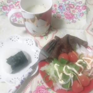 お家lunch♡