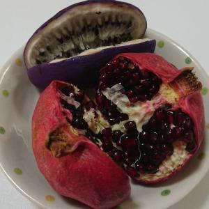 ちょっとめずらしい果物の食レポ