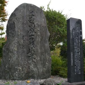 安倍川駅近 167000人 手越河原古戦場