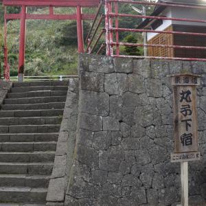 「丸子」と書いてマリコと読む② 丸子宿水神社