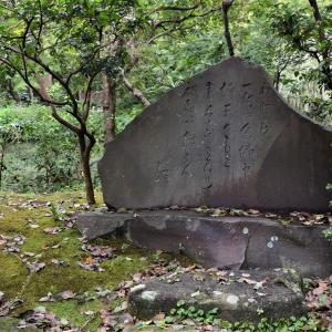 「青」には人のいのちの活発を 「青草碑」信國淳
