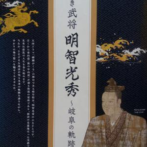 「麒麟がくる」 JR東海岐阜ツアー案内パンフ