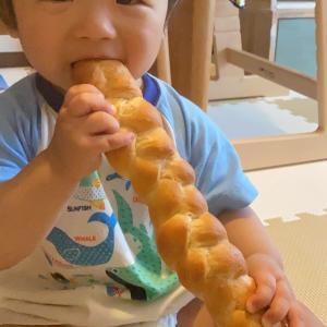 【オリジナルレッスンにむけて】ひそかに試作を進めている数字パン ナンバーパン