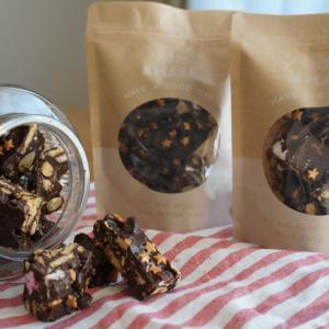 【レシピ】製菓材料の大掃除に!大人のチョコクランチ