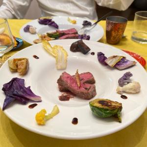 【子連れが困るコース料理】結婚記念日のディナーに出張シェフにきてもらいました!