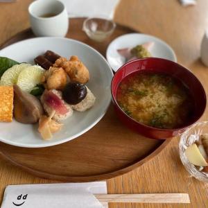 【グルメ】渋谷ヒカリエ d47食堂高知定食