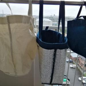 エコバッグを洗う