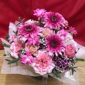 お花をありがとう (pq´v`*)ァ-㌧♪