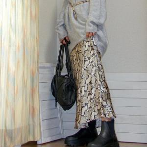 【H&M】スニーカーソールのサイドゴアブーツ♪