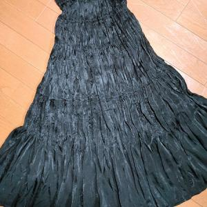 【UNIQLO】ツイストプリーツスカートと週イチのスペシャルケア♪
