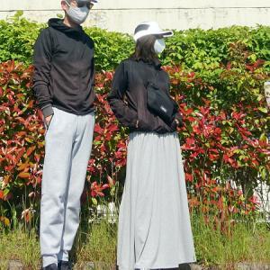 【UNIQLO】メンズスポーツパーカーでオシャレに歩くコーデ♪