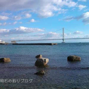 2021初釣り@大蔵海岸