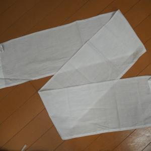 浴衣を縫い縫い。その8