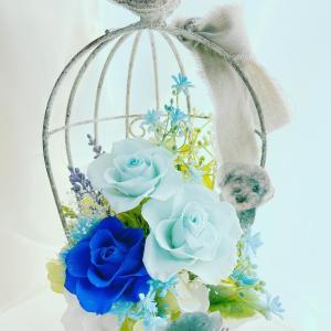 シフォン君を偲ぶお花