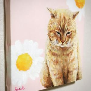 【オーダーメイド】ペットの絵画