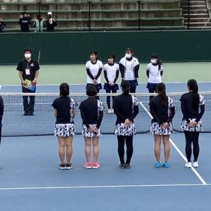 鹿児島県高校総体テニス