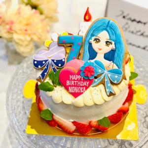 リカちゃんのお友達『さくらちゃん』バースデーケーキと自粛解除とキムチ
